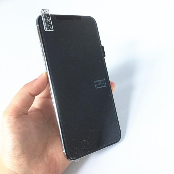 6.5 inch Goophone xs max smartphone 1gb 16gb rom show fake 4gb ram 256gb rom 4g lte android phones no box
