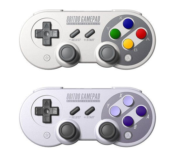 8bitdo SF30Pro/SN30pro Wireless Bluetooth Game Handle Shock Bursts Body