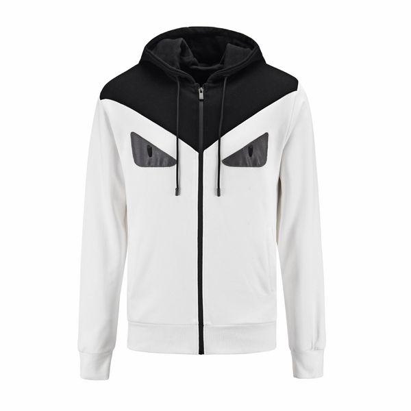 2019 Brand New Luxus Windbreaker Medusa gedruckt Männer Sweatshirts Designs Herren Hoodies Jacken Mäntel Casual Sport Hoody Pullover Tops 3XL