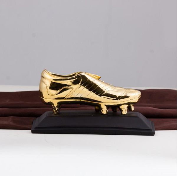 Golden Boots Cup World Cup Football Boots Champions League Award Trophies Cup Soccer Clubs Fans Souvenirs Cheerleading Gifts OOA5161