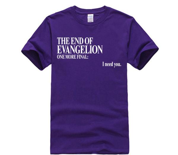 Neon Genesis Evangelion T Shirt