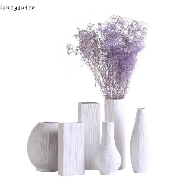 Wedding Flower Vase for home decoration European ceramic flower vase modern,tabletop vase ,porcelain vases decoratives,vaso