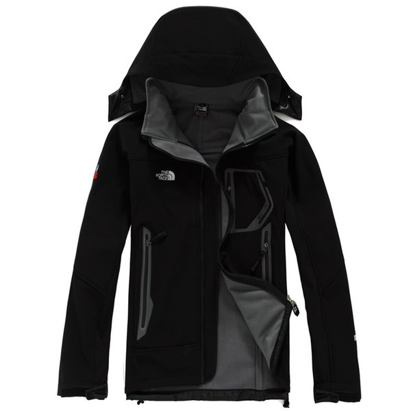 Hot MALE North Denali Apex Bionic Jackets Outdoor Casual SoftShell Warm Waterproof Windproof Breathable Ski Face Coat 107