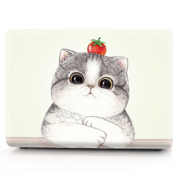 hrh-x-13 Oil painting Case for Apple Macbook Air 11 13 Pro Retina 12 13 15 inch Touch Bar 13 15 Laptop Cover Shell