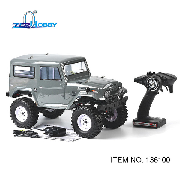 wholesale RGT Racing 1/10 Scale Electric 4wd Off Road Rock Crawler Cruiser 136100 RC-4 Climbing High Speed Hobby Remote Control Car