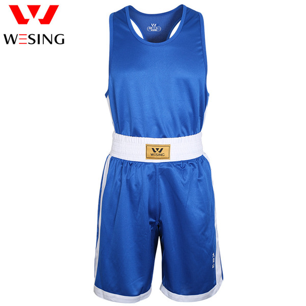 best selling wesing Boxing Uniform Boxing Suit Boxing Set For Men