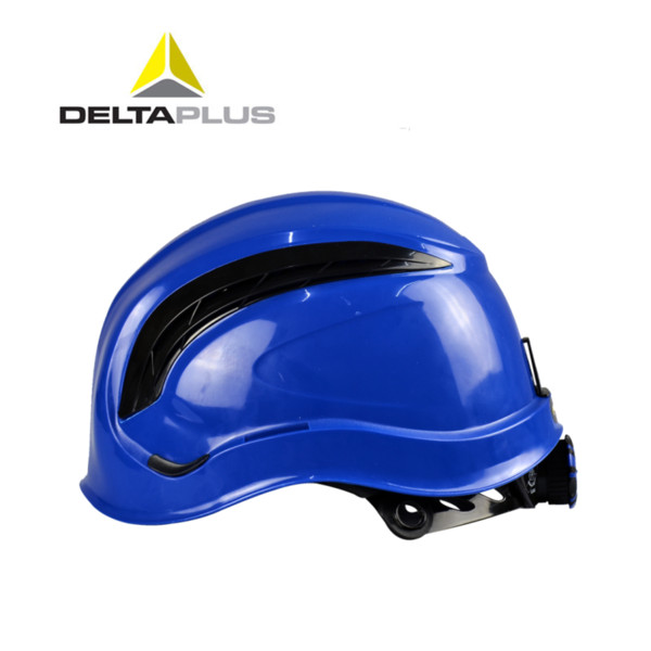 Casco de seguridad para deportes al aire libre ABS High Work Climbing Riding Helmet Casco de seguridad de trabajo transpirable Performance EN397