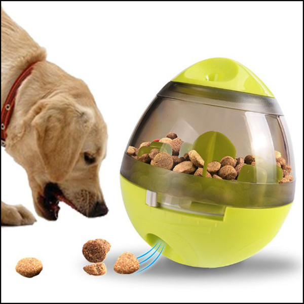 Funny Tumbler Spill Leaking Shaking Food Balls Chews Ball Adjustable Creative Feeding Dog Puzzle Pet Toy Pet Supplies