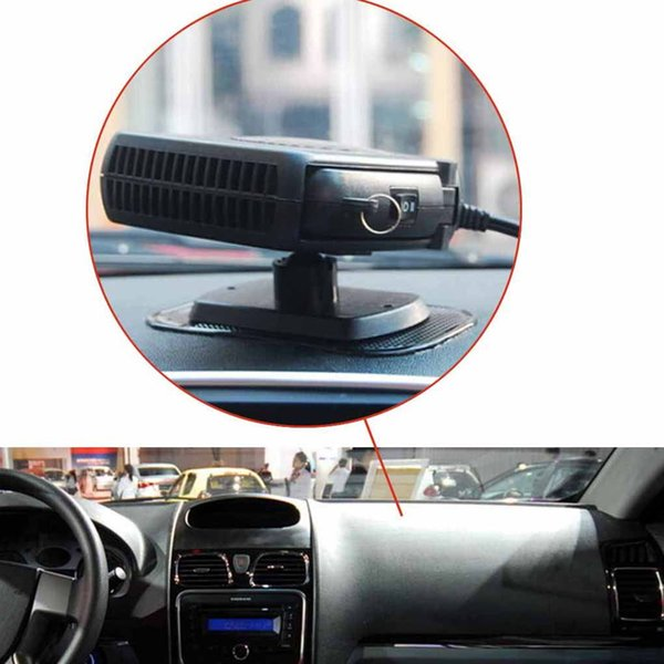 12V Portable Car Vehicle Heating Heater Fan Car Defroster Demister Warm Air Blower