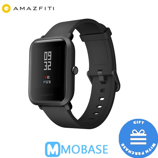 Relojes De Mujer Versión En Inglés Huami Amazfit Bip Pace Lite Reloj Inteligente 100% Original Mi Fit Reflection Smartwatch Impermeable Para Xiaomi