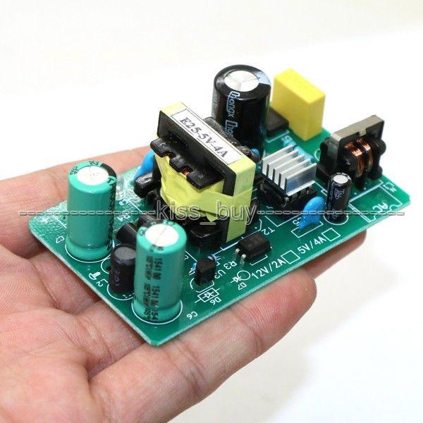 Freeshipping 2pcs/lot AC-DC Switching Power Supply 110V/220V 85-265V to 12V 2A Buck Converter Step Down Voltage Regulator