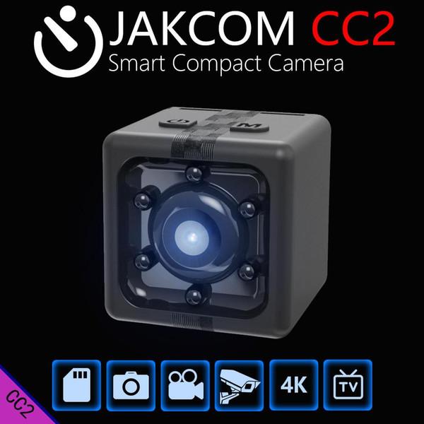 Venta caliente de la cámara compacta de JAKCOM CC2 en mini cámaras como luz video del drones del espion