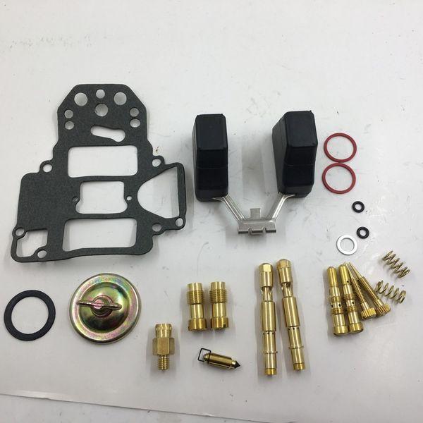 40/42/45 DCOE Carburetor Carb Rebuild Repair Tune Up Kit W Float FOR weber EMPI
