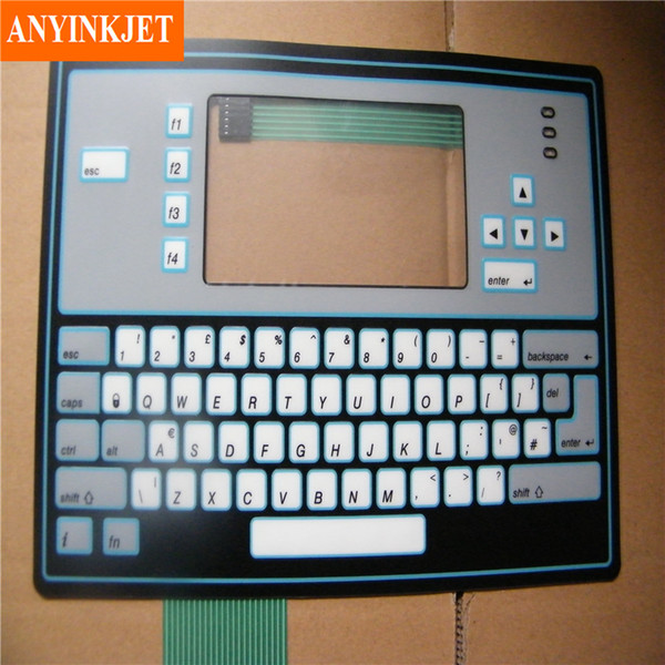 Дисплей клавиатуры Willett43S клавиатуры VB100 по результатам тестирования-043S-101 голубой цвет