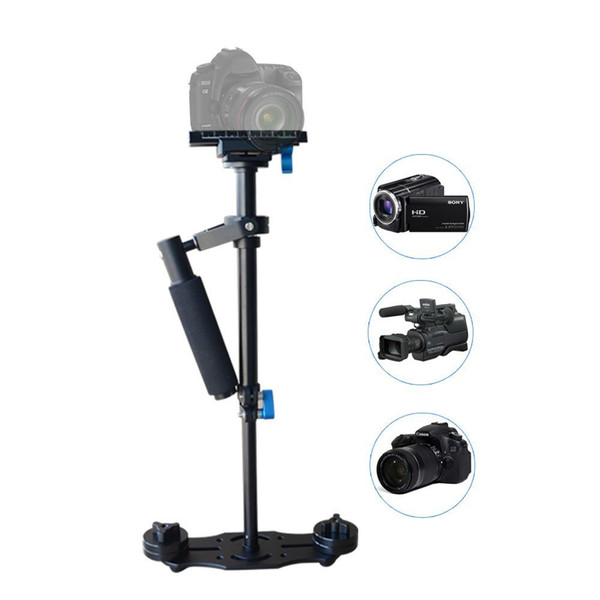 MCOPLUS 40cm Portable Handheld Stabilizer Video Steadycam Stabilizers for Steadicam for / DSLR Camera
