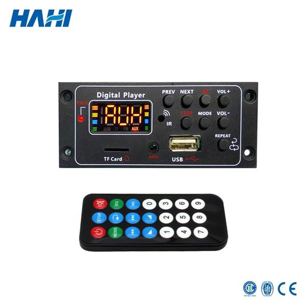 Kleine Seestern Wireless Blue tooth 12 V MP3 WMA Decoder Bord fernbedienung Audio Modul USB TF Radio Für Lautsprecher zubehör