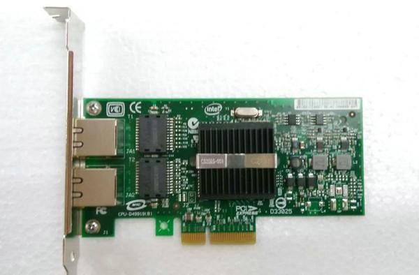 100% de funcionamiento para (Intel 9402PT EXPI9402PT 82571GB PCI-E X4) (IBM 45W1959 Intel 9404PT PCI-E) (Intel 82558B) (HP NC360T 412651-001 PCI-E x4)