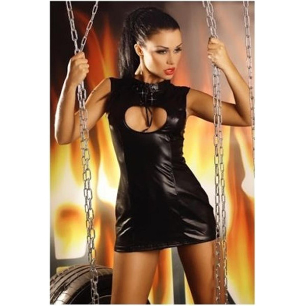 Stage Wear Sexy Costumes Exotic Dresses for Women Porno Exotic Dancewear Plus Size Latex Catsuit Night Party Pole Dance Langerie Black Hot