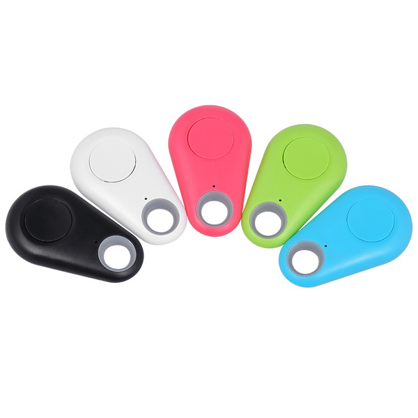 iTag Bluetooth GPS Anti-Lost Alarm Smart Selfie Tracker Bluetooth Key Finder Locator Remote Control Shutter for all Smartphone + OPP Bag