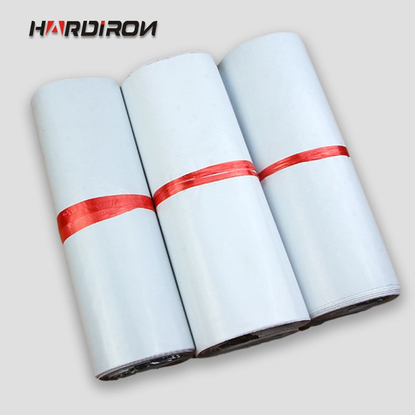 White courier bag self-adhesive poly mailer White poly mailing post envelope pouches Plastic Express Courier bags