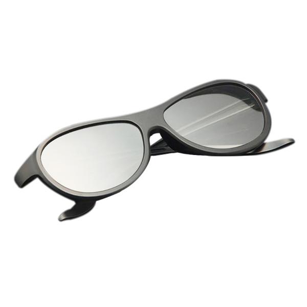 3D Gözlük Dairesel Polarize Pasif Gözlükler Pasif TV'ler Sinema