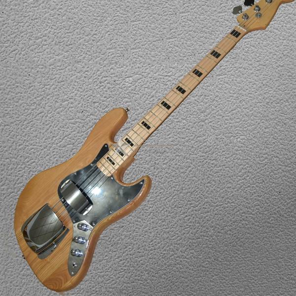 Cuatro cuerdas tabaco sunburst guitarra eléctrica bajo Guitarras Rickenback guitarra eléctrica de calidad caliente