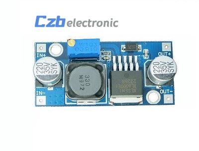XL6009 DC-Adjustable Step-up boost Power Converter Module Replace LM2577