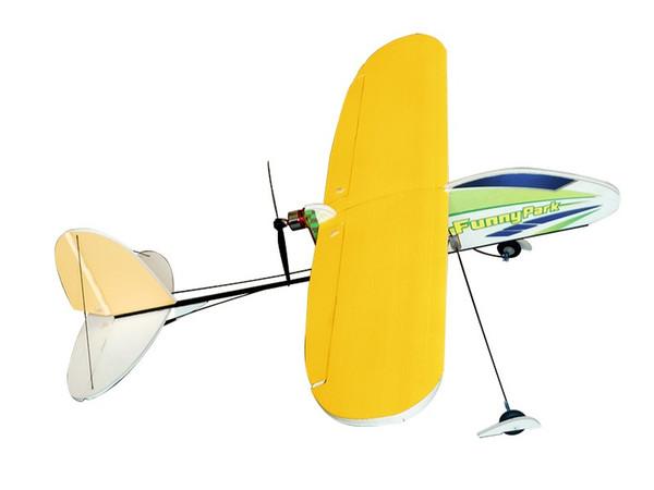 RC Plane Magic Board Hot Pressing PP Airplane Model Wingspan 780mm Funny Park KIT