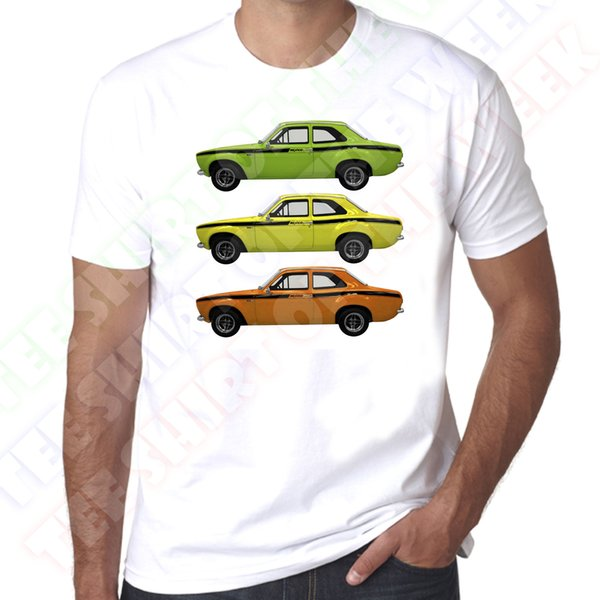 Ford Escort MK1 Mexico Style Lanyard