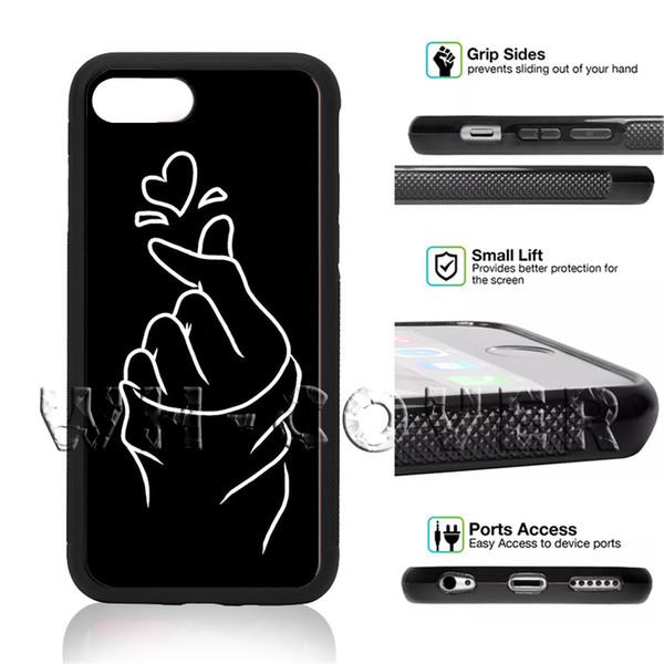 coque iphone xr avec bande doigt