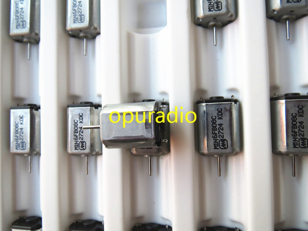 FREE SHIPPING MOTOR FOR New Matsushita 6 DVD changer mechanism W221 SMALL MOTOR class repair parts 5pcs/lot