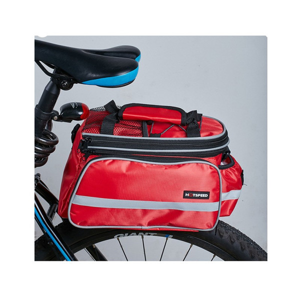 Multifunktions-wasserdichte Fahrrad-Beutel-Rahmen-vordere Kopf-Oberseiten-Schlauchbeutel-Doppelt-Fahrrad-Zusätze verlängertes Kamel