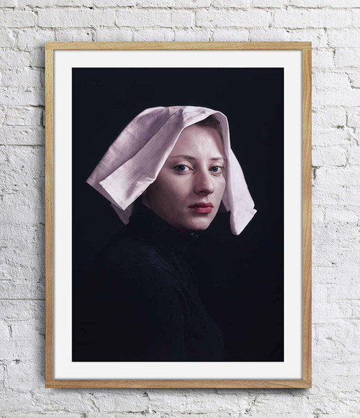 top popular Hendrik Kerstens Photographs Napkin February Art Poster Wall Decor Pictures Art Print Poster Unframe 16 24 36 47 Inches 2021