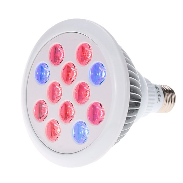 L1483-12 Led Grow Bulb Plant Light E27 Bombilla De Luz LED Crece La Planta