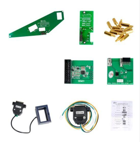 Yanhua Mini ACDP For BMW CAS1 CAS2 CAS3 CAS3+ CAS4 CAS4+ IMMO Key Programming and Odometer Reset Authorization with Adapters