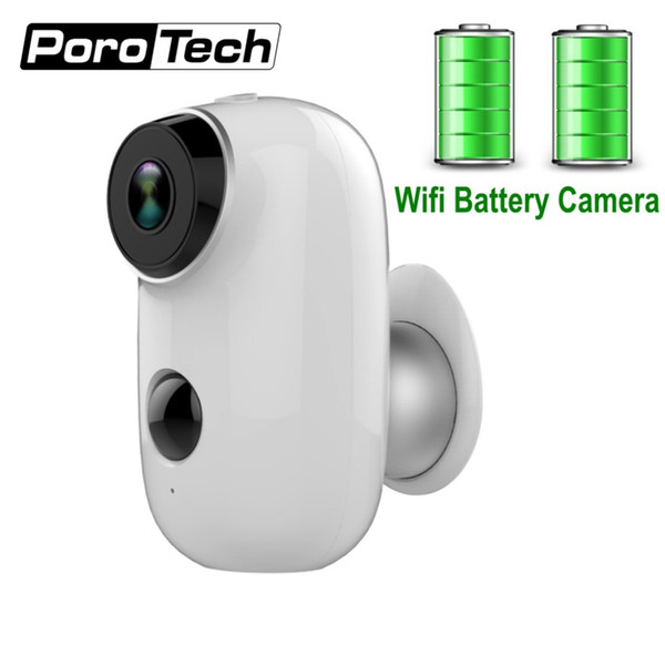 100% drahtlose Akku WIFI IP-Kamera im Freien wetterfest IP65 CCTV-Überwachungskamera Baby Monitor A3