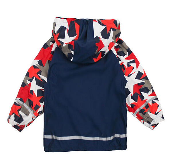 Jackets For Boys,Children Hoodies,Kids Outerwear,Spring Autumn Clothes,Baby Windproof Clothes,Kids Waterproof Outercoat,2-7year