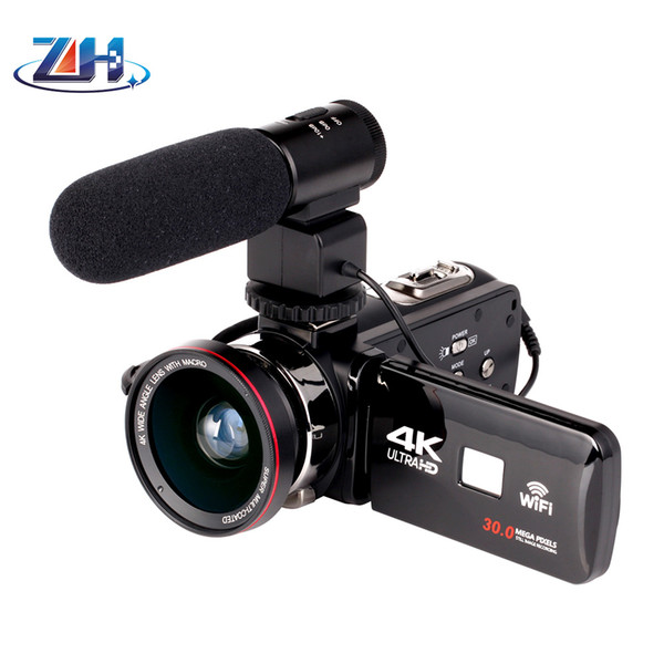 With Microphone and lens Edition