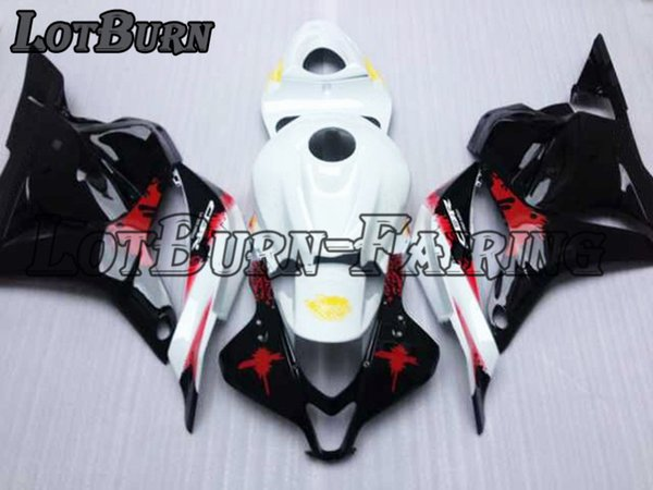 Fit For Honda CBR600RR CBR600 CBR 600 RR F5 2009 - 2012 09 - 12 Motorcycle Fairing Kit High Quality ABS Plastic Injection Mold Custom C129