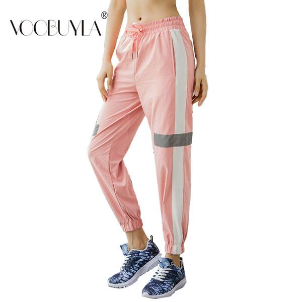 Donna Pantaloni Sportivi Tempo Libero Jogging Pantaloni Allenamento Pantaloni Corsa Fitness Stretch xl-5xl