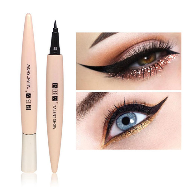 Black Liquid Eyeliner Long Lasting Waterproof Eye Liner Pencil Pen Nice Wing Eye Makeup Cosmetictools High Quality Cosmetics Makeup Brushes From
