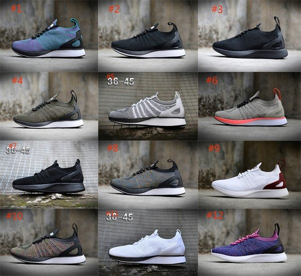Hot sale sports Breathable wholesale RACER 2 Running Shoes for Women Men fashion designe lightweight 2.0 training sneakers eur 36-45