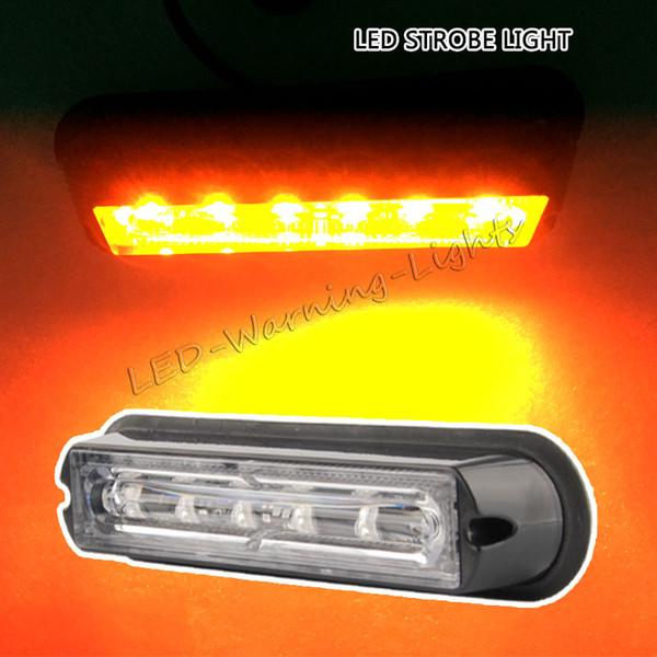 LED Para 6W Camioneta Camión Pulgadas Emergencia Luz Señal Estroboscópica El Jeep De Terreno TJ Advertencia De De Compre Wrangler Todo De 6 Lámpara JK gIbv6yf7Ym