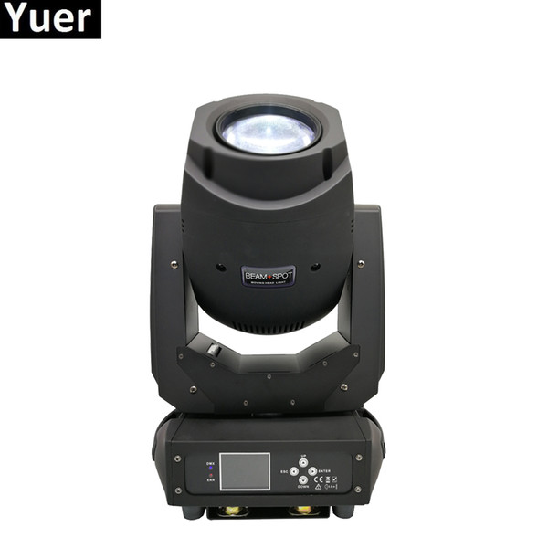 Professional Stage Lighting LED 200W Spot Bead 2IN1 Moving Head Light DMX512 Laser lamp Led Disco dj Party Equipment stage Lights
