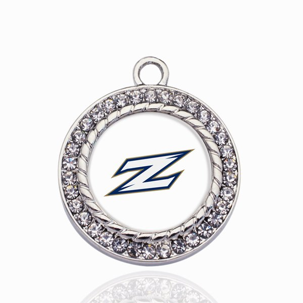 Akron Zips Vogue Jewelry Making DIY Accessories Floating Pendant