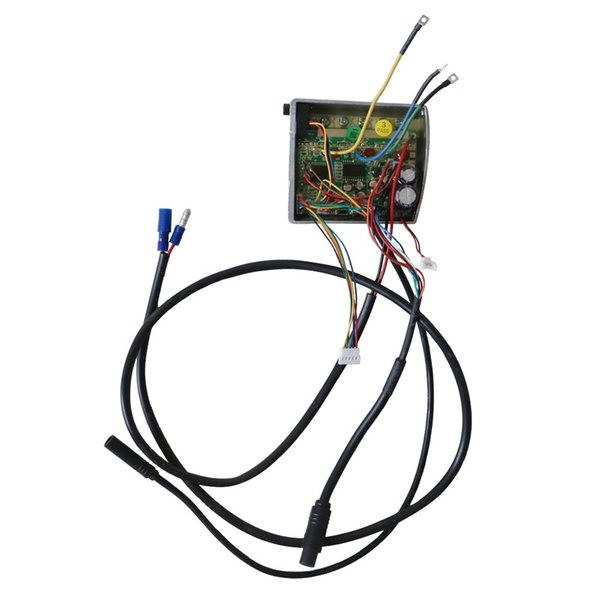 Free shipping EUNORAU Tongsheng mid drive controller for36V350W/48V500W mid motor and 850C LCD display
