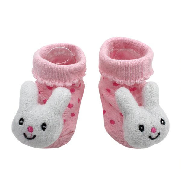 2018 New Clothing Cartoon Newborn Baby Girls Boys Anti-Slip Socks Slipper Shoes Boots Kids Clothes Sports Suit