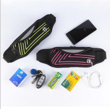 Новый талии сумка камуфляж водонепроницаемый большой емкости многофункциональный открытый работает Спорт мобильный карман