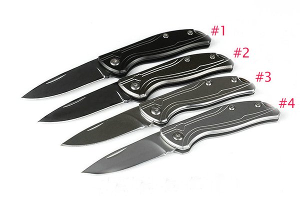 Новый маленький складной нож 440C Drop Point Blade Стальная ручка Мини Samll EDC Карманные ножи Подарочный нож EDC Gear