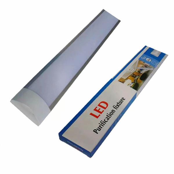 2017 2ft 3ft 4ft T8 leuchte LED leuchtstoffröhre 36 Watt LED dreifach licht rohr 1200mm 4FT LED leuchtstoffröhre leuchte
